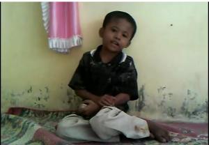Afdhal, si pelantun Hikayat Aceh
