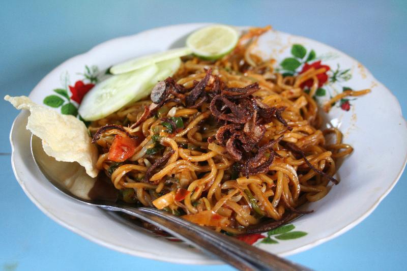 Rasa Nendang Mie Aceh