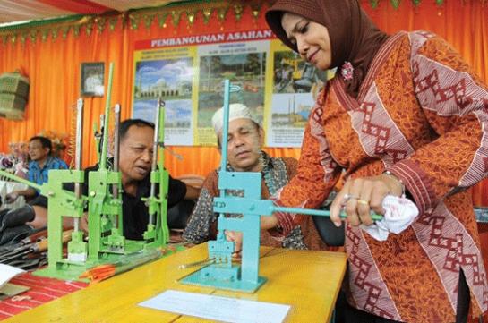 Aceh Juara Harapan 2 di Gelar TTG Nasional XV