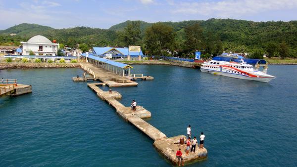 Setelah Beberapa Bulan Vakum, Pelabuhan Barang Sabang Mulai Menggeliat