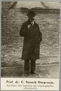 Christian Snouck Hurgronje (Istimewa)