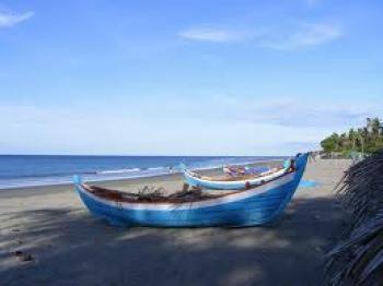Menikmati Indahnya Pantai Batee Puteh Meulaboh