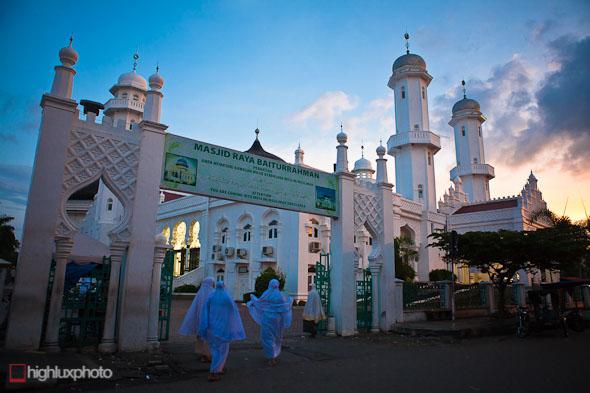 Turis Malaysia Dominasi Kunjungan ke Aceh