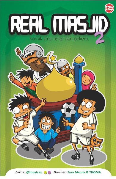 Real Masjid 2, Komik Strip Religi dan Pekerti