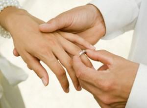 Cincin pernikahan (Foto corbis)
