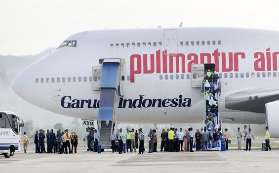 Bandara Sultan Iskandar Muda Dapat Subsidi Rp 14 Miliar