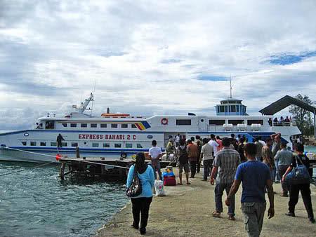 ASDP Janji Tambah Trip ke Sabang
