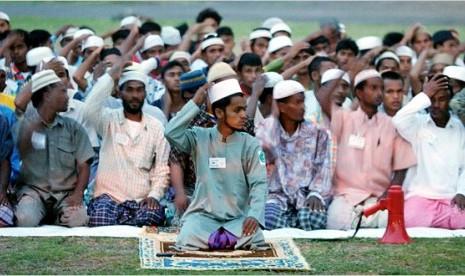 Muslim Rohingya: Terima Kasih Aceh