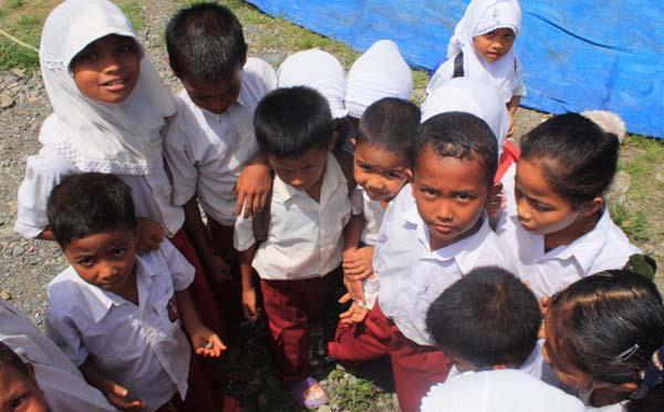 Program Hibah Buku untuk Aceh