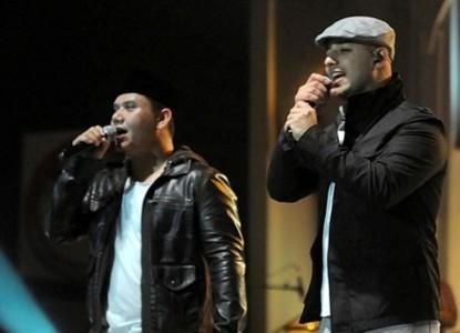 Maher Zain Duet Dengan Fadly di Konsernya