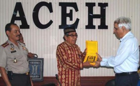 India Suka Dengan Adat Aceh