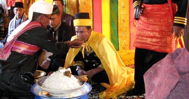 Ada Upacara Seumeuleung Raja Daya di Lamno