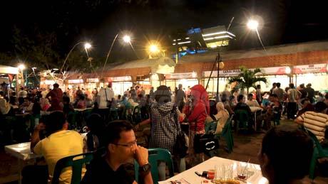 aceh coffee food festival 2012 ii