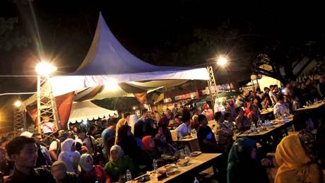 aceh coffee food festival 2012 vi