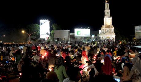 Kemeriahan Idul Adha di Banda Aceh