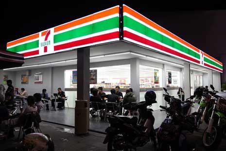 7-Eleven (Media Indonesia)