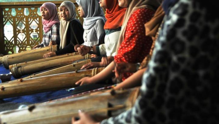 Alat Musik Bambu (Facebook Love Gayo)
