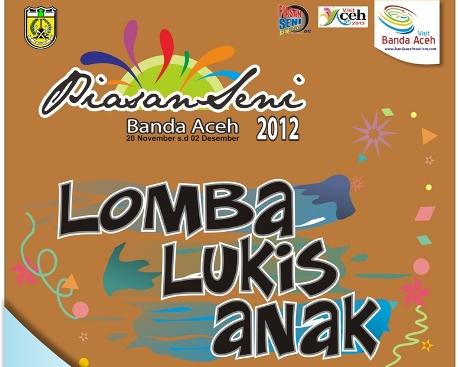 Ada Lomba Puisi Dan Lukis Di Piasan Seni Banda Aceh