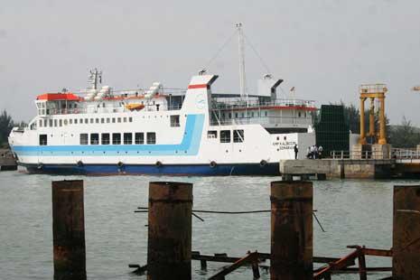 PAD Pelayanan Pelabuhan Laut Capai 95 Persen