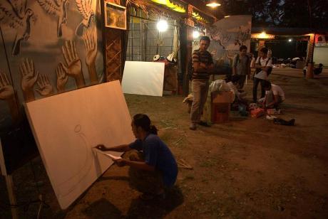 Piasan Seni Banda Aceh 2013 Akan Segera Digelar Agustus