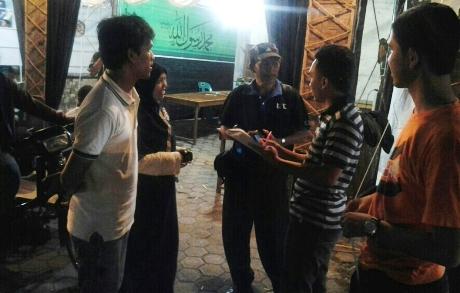 Stand Komedian Aceh, Apa Gense (Piasan Seni)