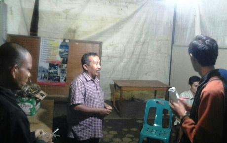 Stand seniman Aceh, Medya Hus (Piasan Seni)