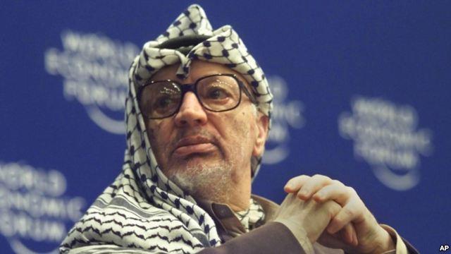 Mencari Keadilan dalam Kematian Yasser Arafat