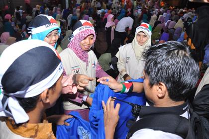 Konser Amal Opick di Pekanbaru Kumpulkan Rp 1,2 Miliar untuk Palestina