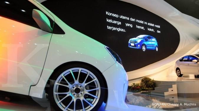 Pameran mobil ramah lingkungan