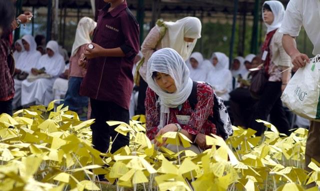 Sewindu Tsunami Aceh