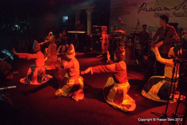 Puluhan Komunitas Semarakkan Piasan Seni Banda Aceh