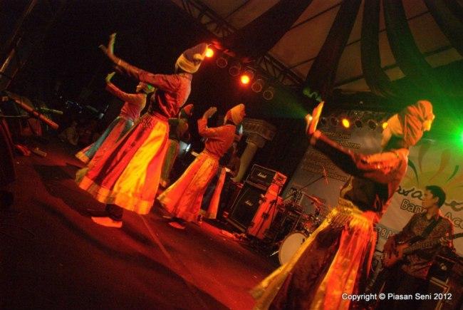Serba-serbi Piasan Seni Banda Aceh 2012