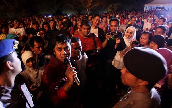 Sabang Jazz Festival Hibur Ribuan Penonton
