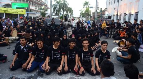 TPA Peringati 8 Tahun Tsunami (Foto Dok Panitia)