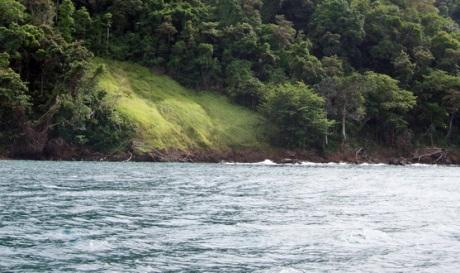 Bginilah pemandangan selama di boat saat menuju ke Pulo Aceh (Foto M Ibal)