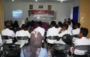 Sosialisasi Blog dan Internet Sehat di Bireuen (Dok. Aceh Blogger)