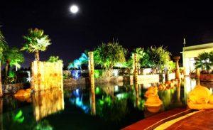 Pool Hermes Palace Hotel