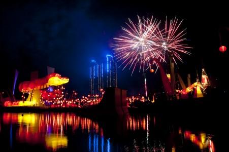 Perayaan Imlek 2013 (antaranews.com)