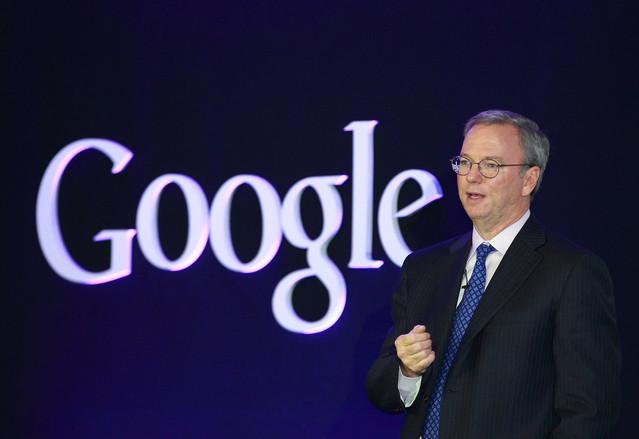 Eric Schmidt: Rombak Hukum Internet India