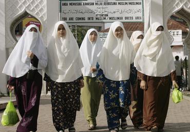 Indonesia Berpotensi Tingkatkan Wisata Syariah