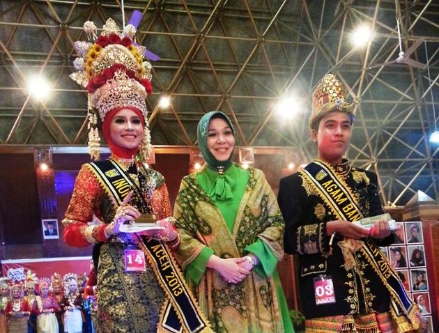 Duta Wisata Banda Aceh 2013 (iloveaceh.org)