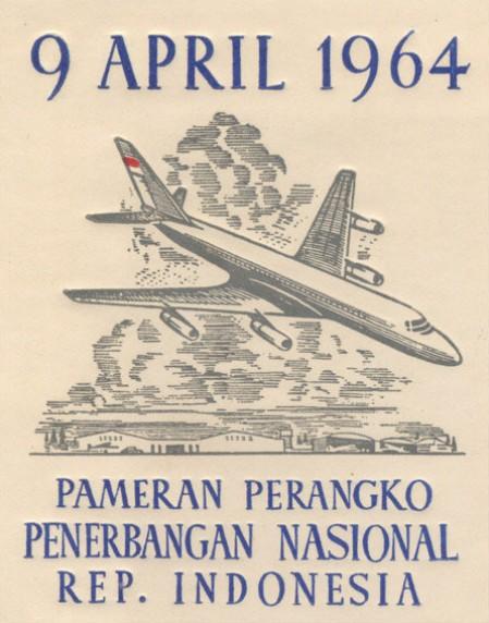 Pameran Perangko Penerbangan Nasional RI (dgi-indonesia.com)
