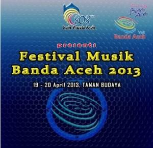 Festival Musik Banda Aceh 2013 (Ist)