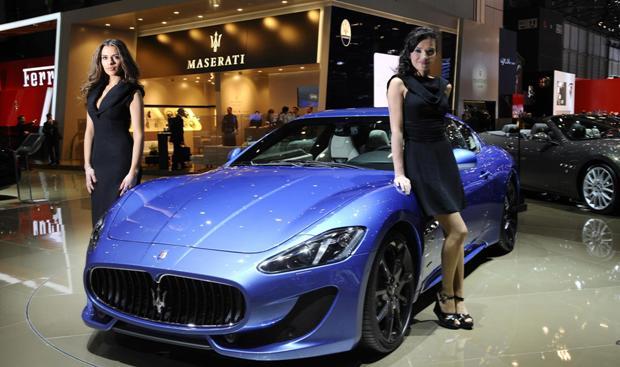Maserati Granturismo Sport (merdeka.com)
