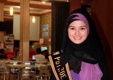 Putroe Bungong Aceh yang Terpilih Tetap Konsen Dengan Lingkungan