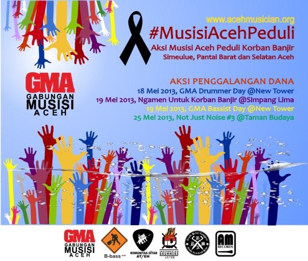 Aksi Musisi Aceh