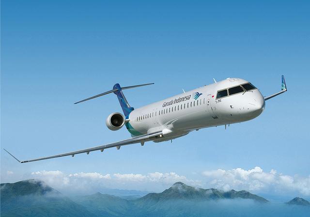 Bombardier CRJ1000 NextGen (flickr.com)