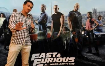 Video: Aksi Laga Joe Taslim di Film 'Fast and Furious 6′