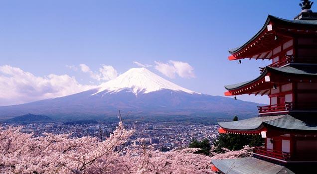 Gunung Fuji (www.sabado.pt)