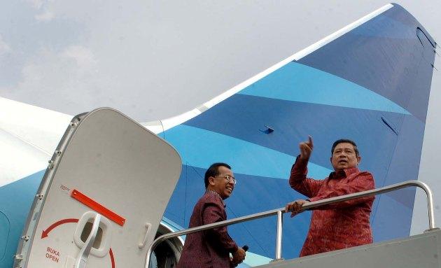 Garuda Indonesia (presidenri.go.id)